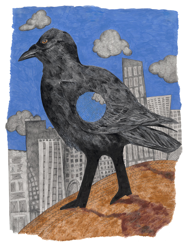 Bird Man (new)